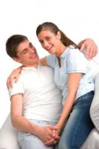 Marriage happy couple