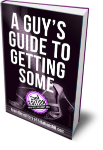 Relationshit's 'A Guy's Guide To Getting Some' eBook.