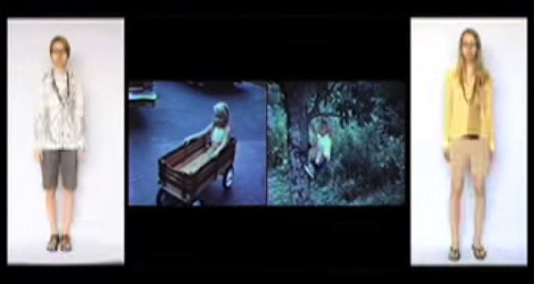 video : experimental : Identical? Fraternal? – 6min festival cut 2009