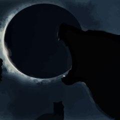 Al filo de la luna negra