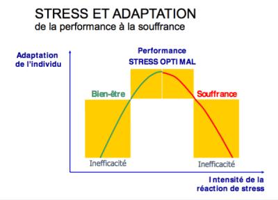 zones de stress