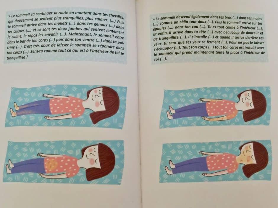 Trois histoires pour relaxer son enfant par le jeu - lecture du corps