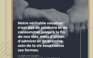 véritable vocation