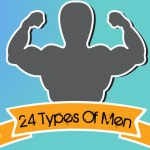 The 24 types of Males.