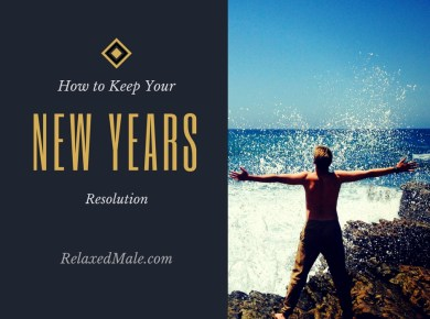 What is your new years resolution? How do you keep it?