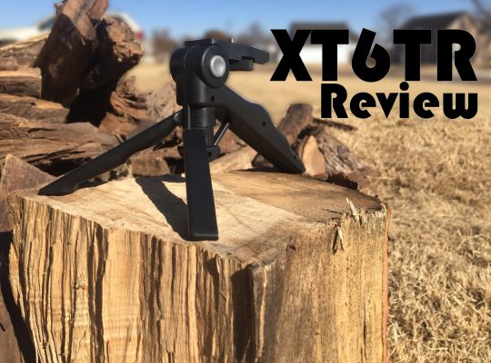 review for the handheld /tripod from the make XIT model Xt6tr