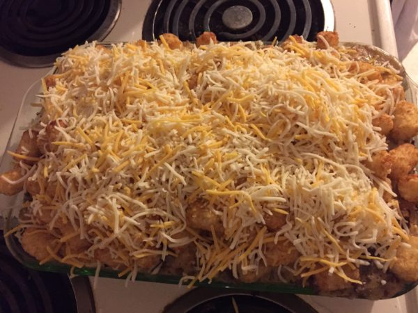 img 0889 e1516756278753 600x450 The Ultimate Tater Tot Casserole