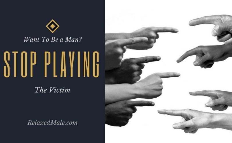 responsibility versus victimhood