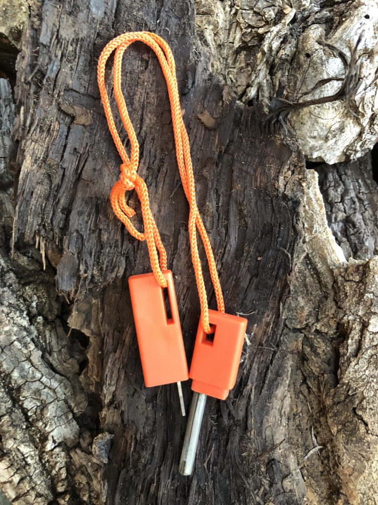 Ultimate Survival Technologies Sparkforce Mini sparker with lanyard