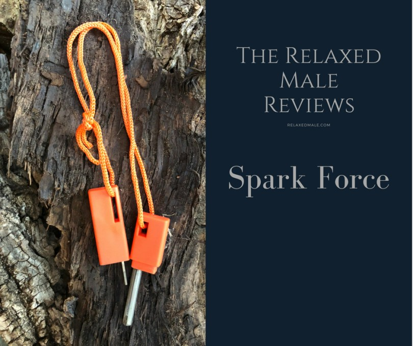sparkforce UST SparkForce Fire Starter Review
