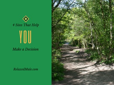 4 Sites that help you make a decision