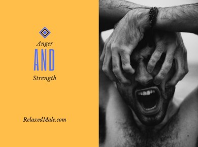 Cann you gain strength through anger?