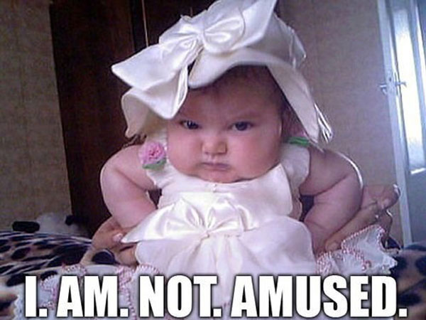 Angry Baby Gril Funny Meme Photo Anger and Where It Comes From
