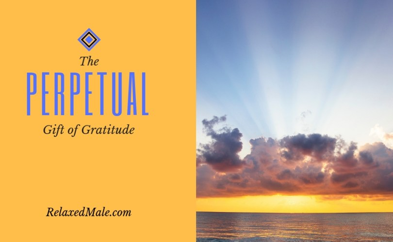 This video that is about the gift you can give yourself and everybody else by having gratitude