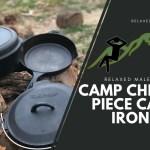 Camp Chef 6 Piece Cast Iron Set Review