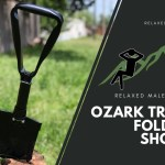 Ozark Trail Folding Shovel