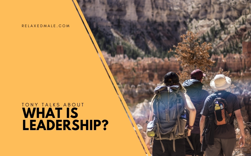 Leading people is only one way you lead