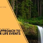A way to look at events in your life