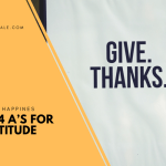 The A's of Gratitude