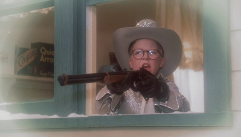 Ralphies Got his Gun 1024x580 Christmas Story and The Laws of Attraction