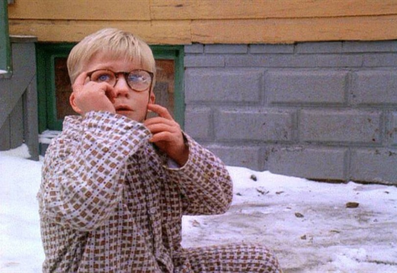 pulverised Christmas Story and The Laws of Attraction
