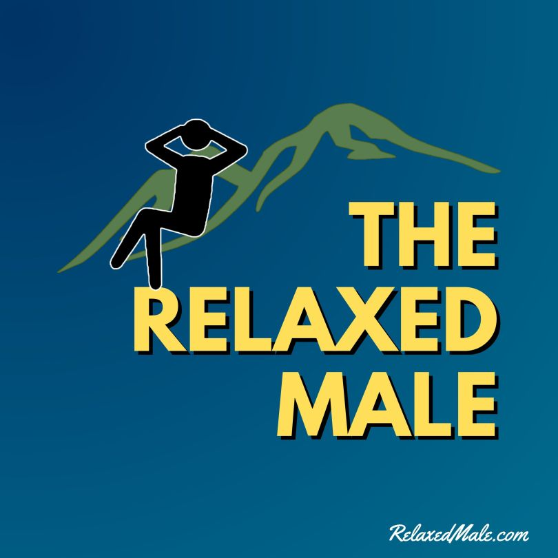 relaxedMale CoverArt Subscribe to the Podcast