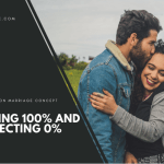 What if you gave 100% and Expected 0% in return?