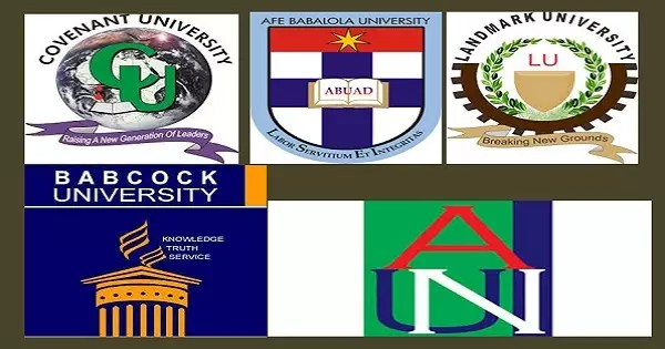 Best private university,best private university in nigeria 2018,best private university in nigeria by nuc,best private university in nigeria 2017,best private university in nigeria for medicine,best private university in nigeria for law,private universities in nigeria and their tuition fees,most expensive private university in Nigeria,http://the best private university in nigeria