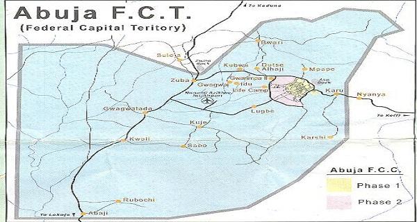 Fct abuja postal code