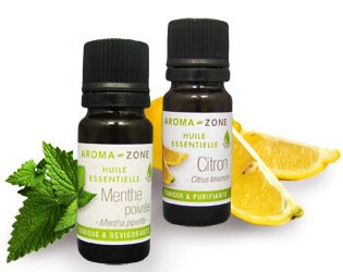 Les huiles essentielles pour eliminer les excés !