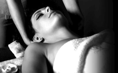 NOUVEAU ! Massage dans le noir