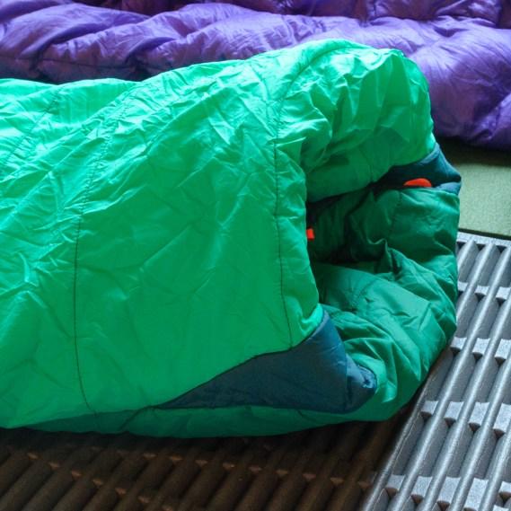 Reldin Adventures - Tips för att välja sovsäck