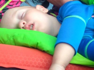 Reldin Adventures - Tips för att välja sovsäck till barn