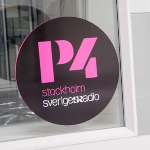Reldin Adventures i Radio Stockholm, Sveriges Radio