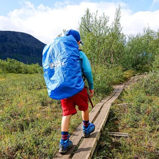 ReldinAdventures - Fjällräven Classic 2018 - Nikkaluokta