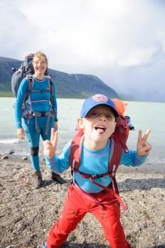 ReldinAdventures - Fjällräven Classic 2018 - Barn i fjällen