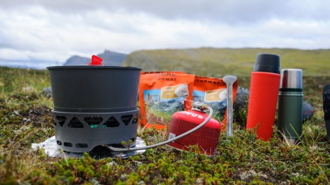 Reldin Adventures - Fjällräven Classic 2018 - Cooking outdoors