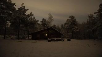 Reldin Adventures - Vinteräventyr i vindskydd på Lida