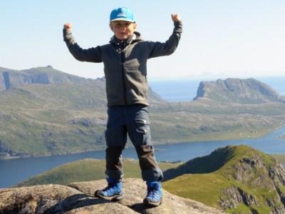 Reldin Adventures på Explore - Stora äventyr med små killar