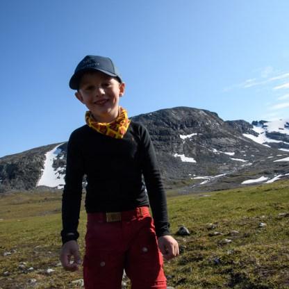 Reldin Adventures - Jämtlandstriangeln - Topptur Sylarna