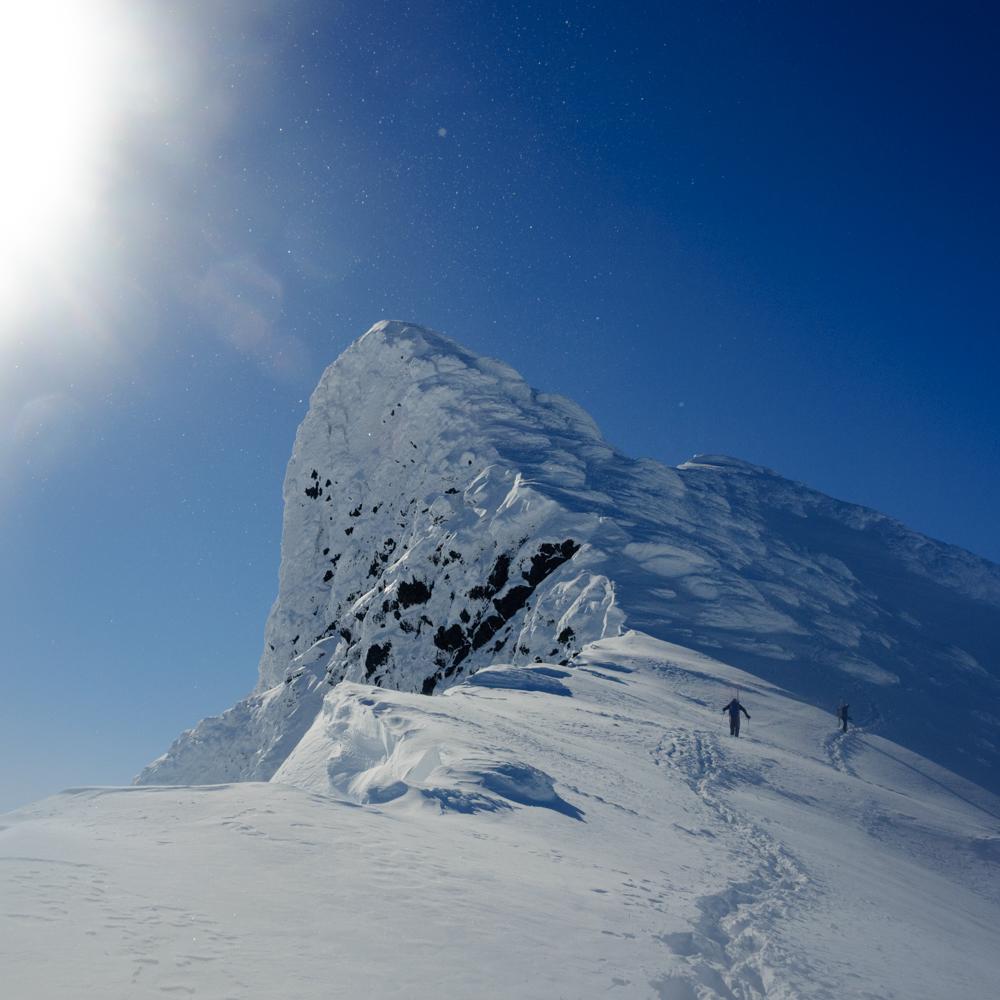 Reldin Adventures – Storsylens topp på vintern