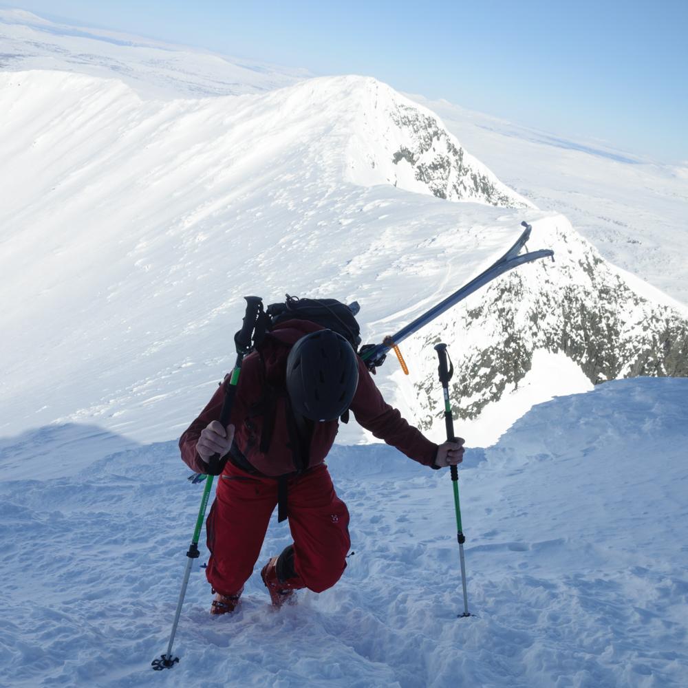 Reldin Adventures – Topptur – Haute Route på Storsylen