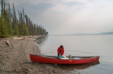 canoe pros and cons