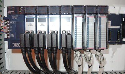 PLC, Marshalling & Control Panels