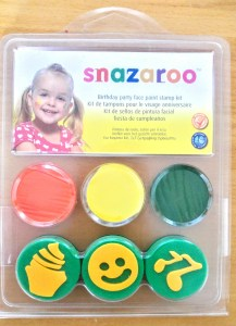 Snazaroo Stamp Set