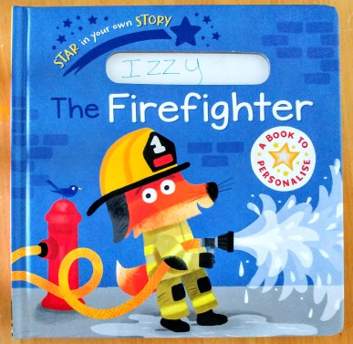 Star In Your Own Story: The Firefighter