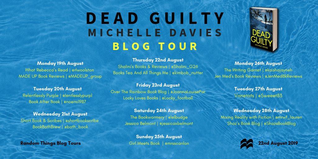 Dead Guilty by Michelle Davies