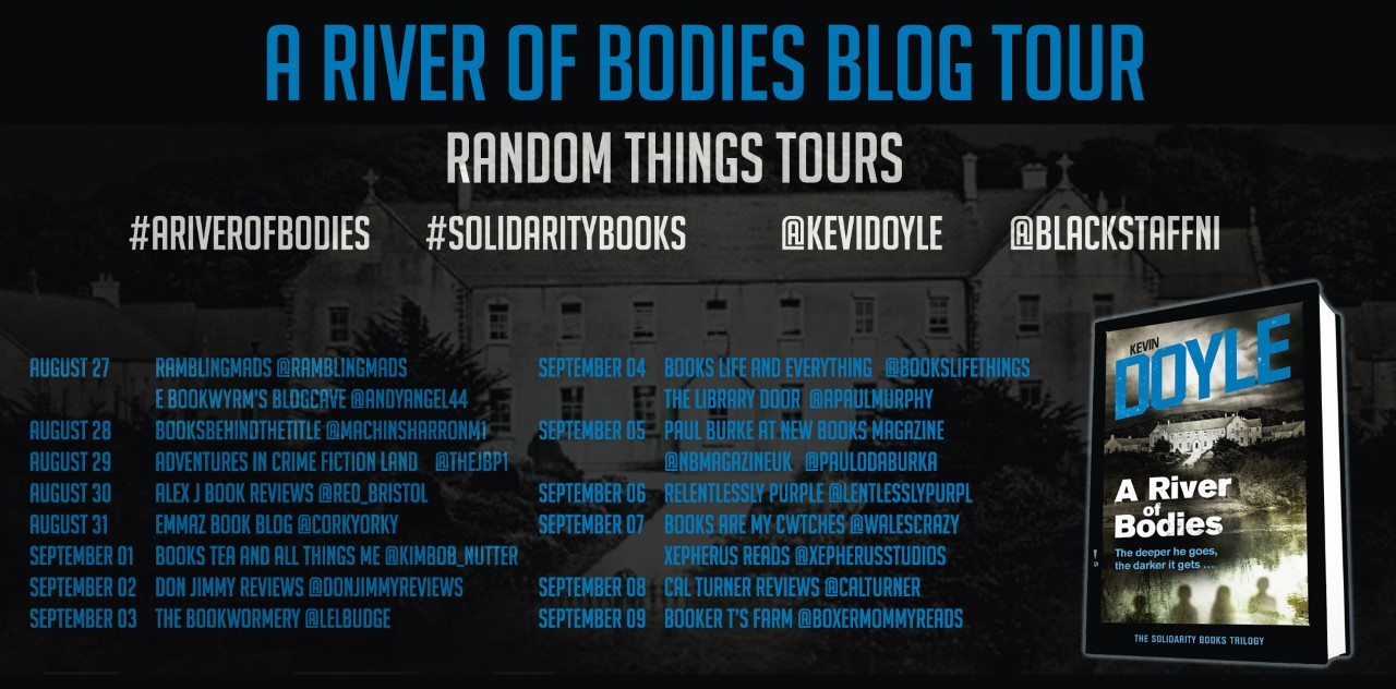 A River Of Bodies By Kevin Doyle