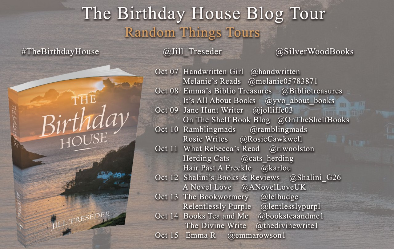 The Birthday House By Jill Treseder