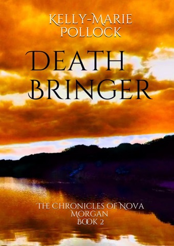 Death Bringer By Kelly-Marie Pollock Cover reveal